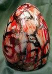 Dancing Lion Chocolate Egg