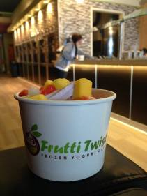 Frutti Twist | Cup of Fro-Yo