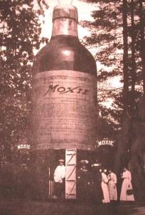Moxie Bottle