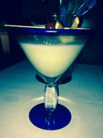 XOonElm   Mango, pineapple and coconut rum infusion