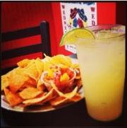 Dos Amigos   $3 sangria + margarita Thursdays