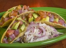 Margaritas - Tuna Tartare Tacos