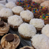 Queen City Cupcakes | assorted cupcakes