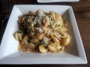 Campo Enoteca | Orecchiette with broccoli rabe & chili