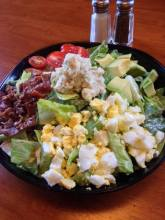 Waterworks Cafe | cobb salad
