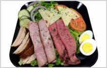 Midtown Cafe at the Beacon | chef salad