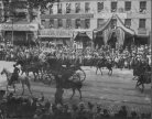 Parade for President T. Roosevelt 1908.