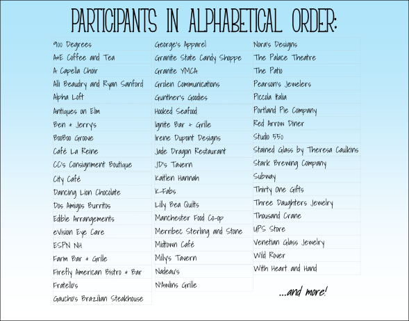 2014TasteParticipants