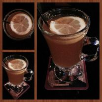 Nawlins | hot cider toddys