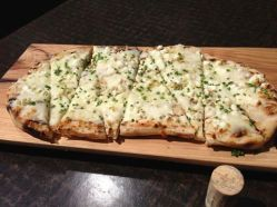 The Patio | cheese flatbread