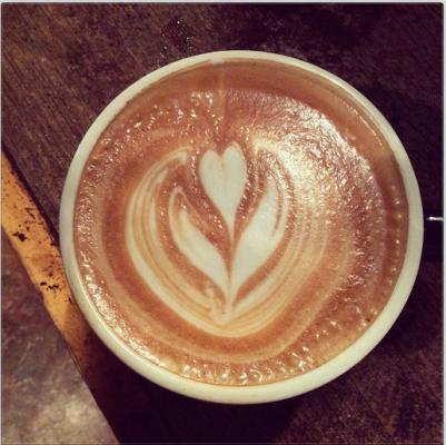 Cafe La Reine | Latte