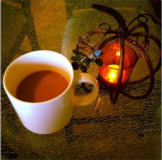 City Cafe | Pumpkin Latte