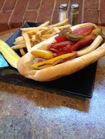 Waterworks Cafe | Italian Sausage & Pepper Sub