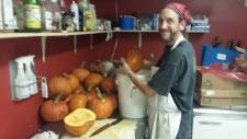 Milly's Tavern | Making the last batch of Grumpy Pumpkin!