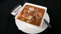 The Pint - Gumbo soup