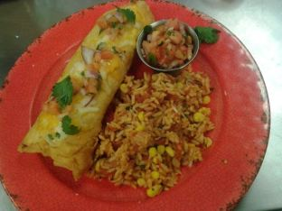 Baked | Steak Chimichangas