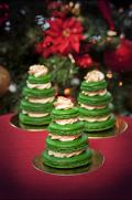 Finesse | macaron christmas tree