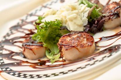 Fratello's | Pan Seared Scallops