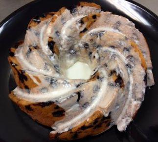 Baked | Blueberry lemon Bundt cake