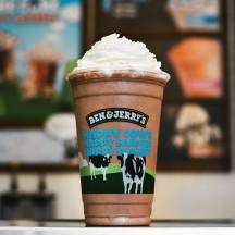 Ben and Jerry's | chocolate peanut buttery swirl