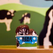 Ben & Jerry's - Chocolate Covered Cherry Garcia