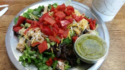 Dos Amigos | Alvarado Salad