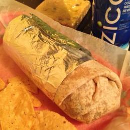 Dos Amigos - Burrito