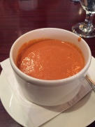 Firefly - Tomato Goat Cheese Soup