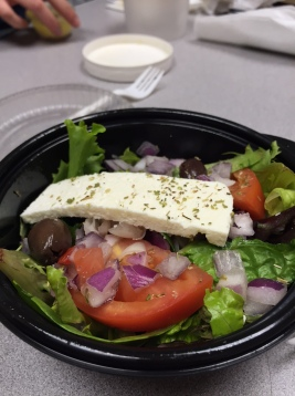 Gyro Spot - Greek Salad