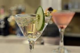 Mint Bistro | Cucumber Dreams Cocktail