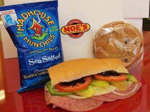 Moe's - Lunch