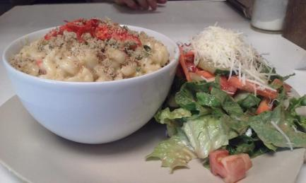 Bridge Cafe | Lobster mac and Cheese