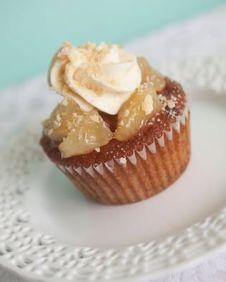 Queen City Cupcakes | Apple Pie Cupcake