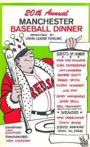 20th Annual Dinner - 1968