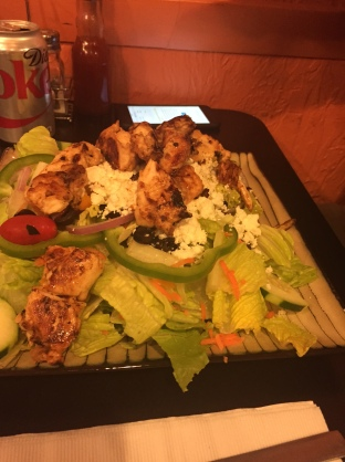 B & B | Greek salad