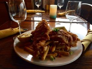 Hooked | Beer Battered Haddock