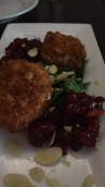 Mint Bistro | Fried Goat Cheese