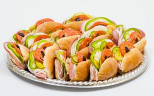 Moe's   Catering Platter