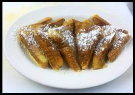 Red Arrow | Maple Stuffed French Toast