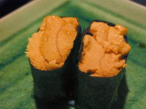 Thousand Crane | Sea Urchin Roll