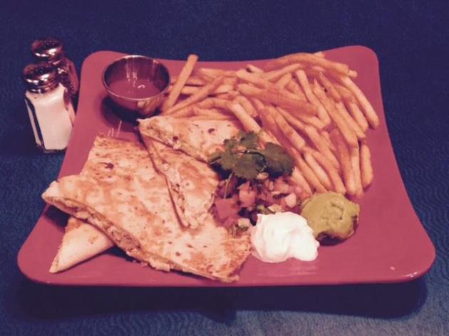 Bayona Cafe | Chicken Quesadillas