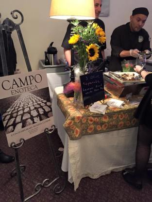 Campo Enoteca | Taste of the Nation