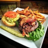 The Farm | Guacamole Burger