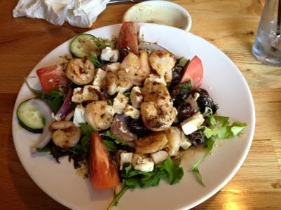 The Farm | Shrimp Salad