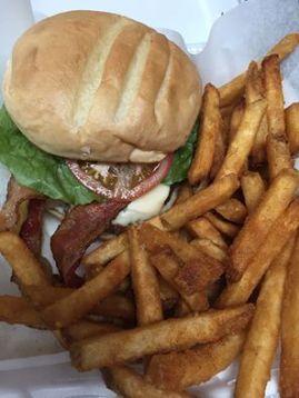 Bada Bing | Cheeseburger
