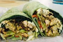 Bada Bing | Spring Chicken Wrap