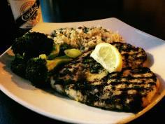 N'Awlins - Grilled Swordfish