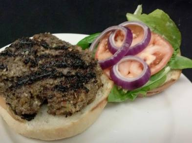 Pint - Greek Burger