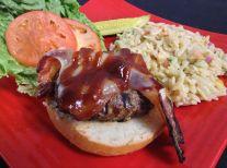 Bayona   BBQ Bacon Cheeseburger