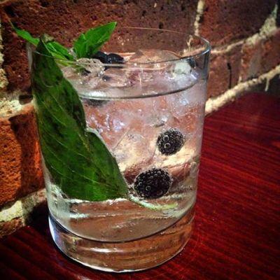 Firefly | Maine-iac cocktail